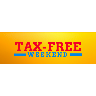 Tax Free Holiday