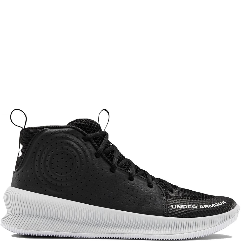 muerto salir Templado  Under Armour UA JET 3022051-005 Black-Halo Grey | Large Selection, great  value!