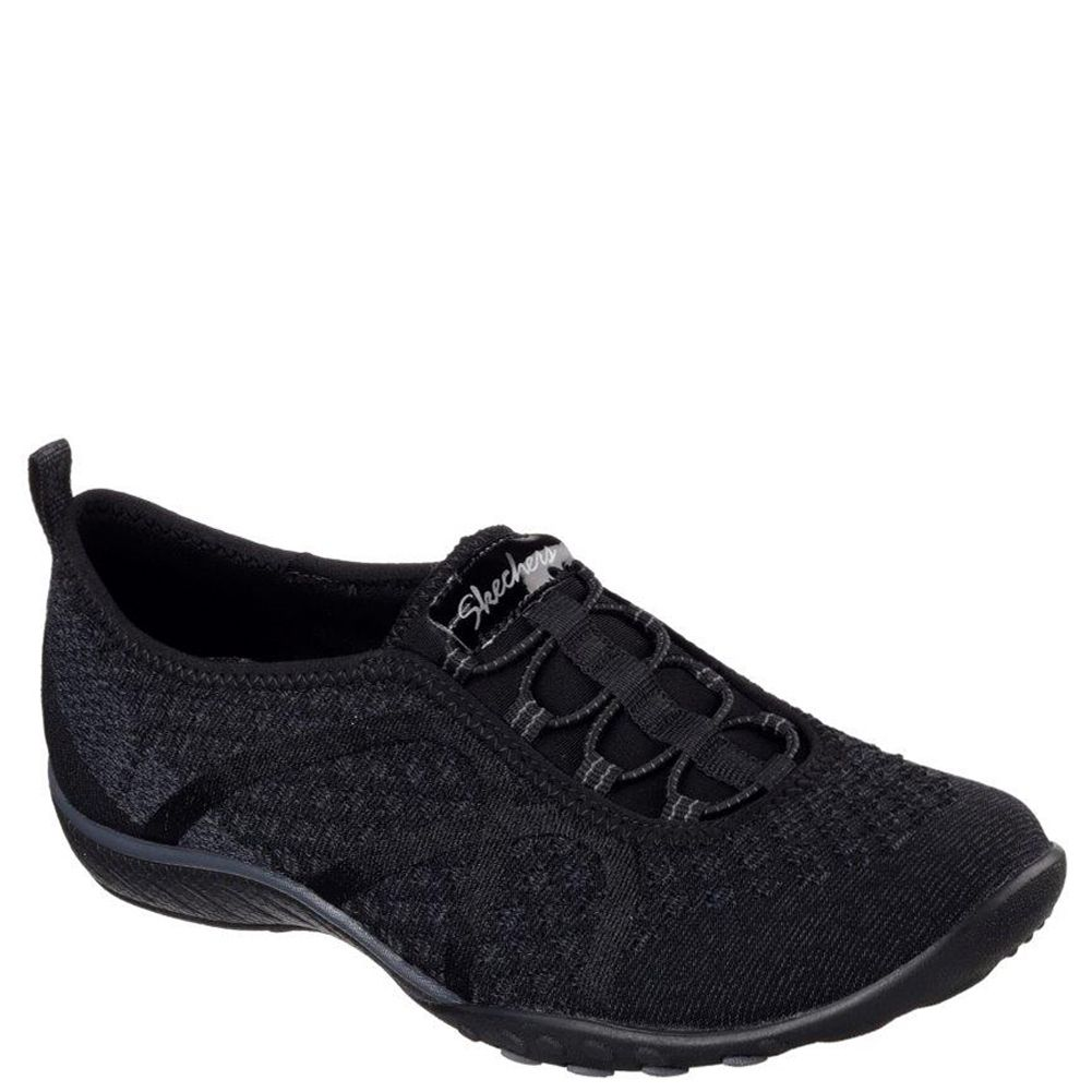 510d96be214f6 Skechers FORTUNE KNIT 23028BLK Black | Large Selection, great value!
