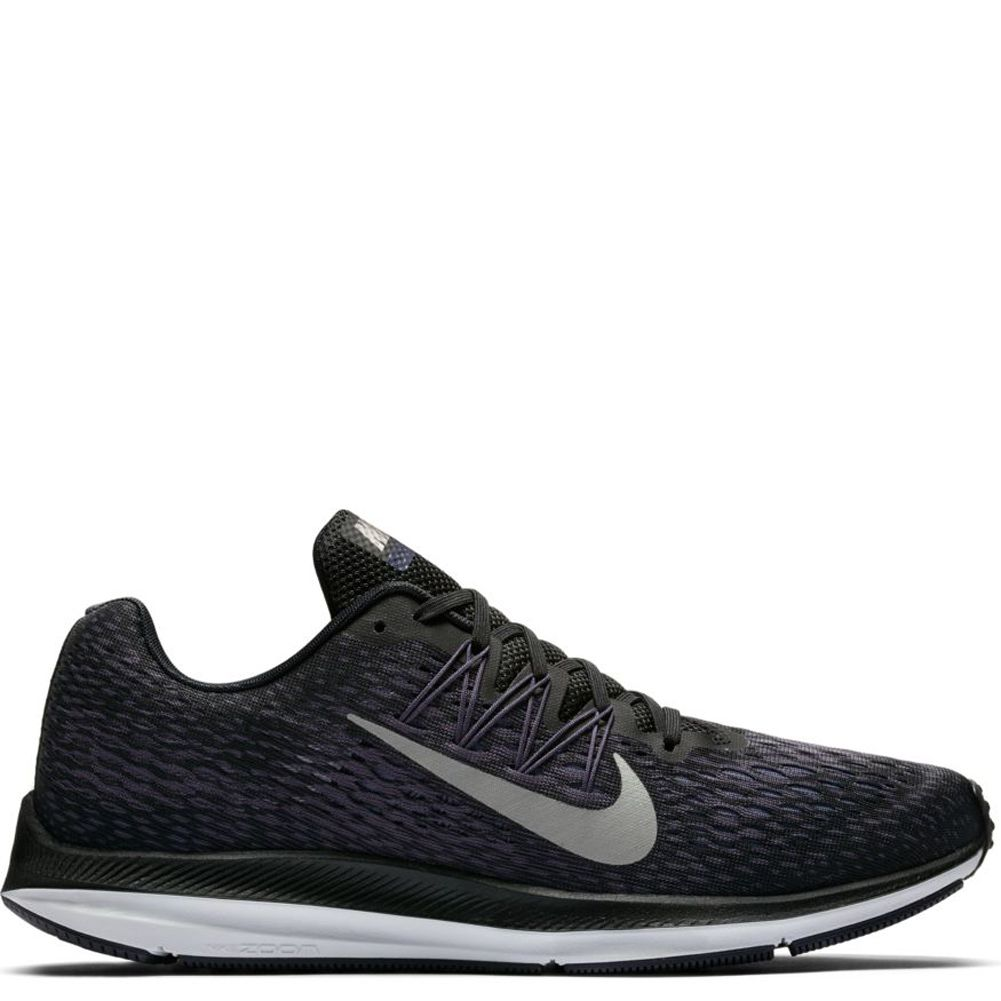 7bd3b20853c Nike AIR ZOOM WINFLO 5 AA7406-005 Black/Metallic Pewter | Large Selection,  great value!