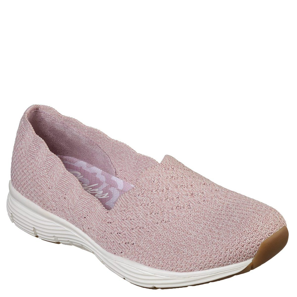 sale uk sold worldwide meet Skechers SEAGER STAT 49481ROS Rose