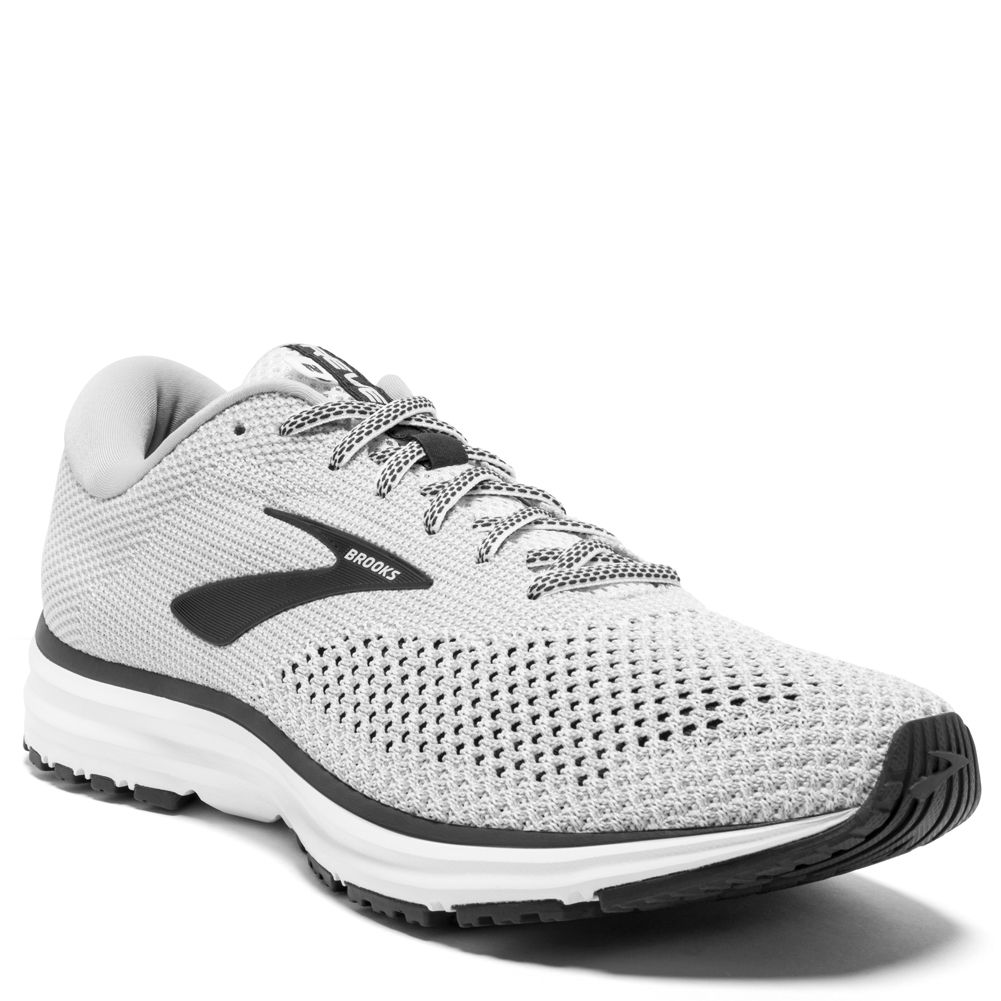41f4a2c6f148a Brooks REVEL 2 110292 1D 135 White Grey