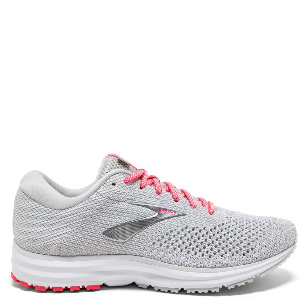 f93e72f300b Brooks REVEL 2 1202871 1B 028 Grey White