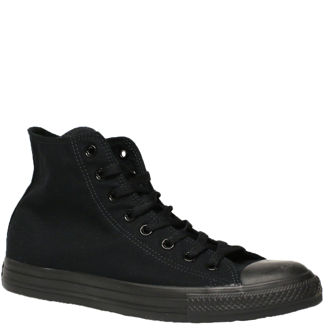 5ecf6fe662cd Converse ALL STAR HI M3310 Black Monochrome (Mens Sizes)