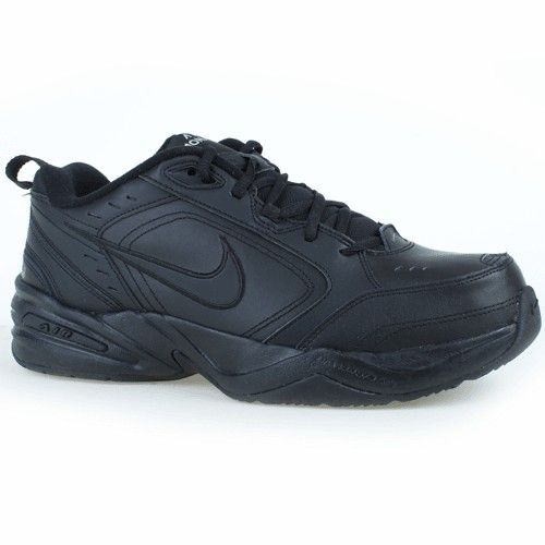 buy online 1e9d4 9247b Nike AIR MONARCH IV 415445-001 Black  Large Selection, great