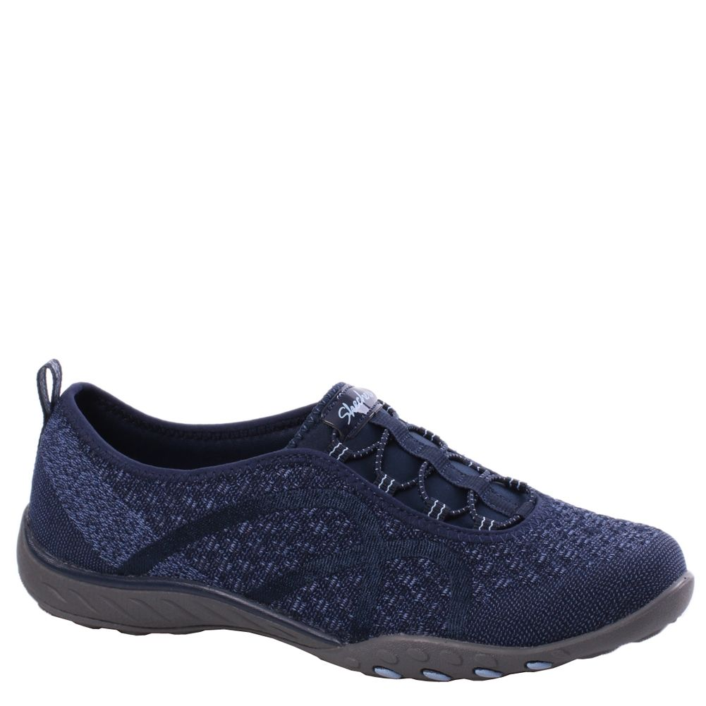b0936a929370 Skechers FORTUNE KNIT 23028NVY Navy