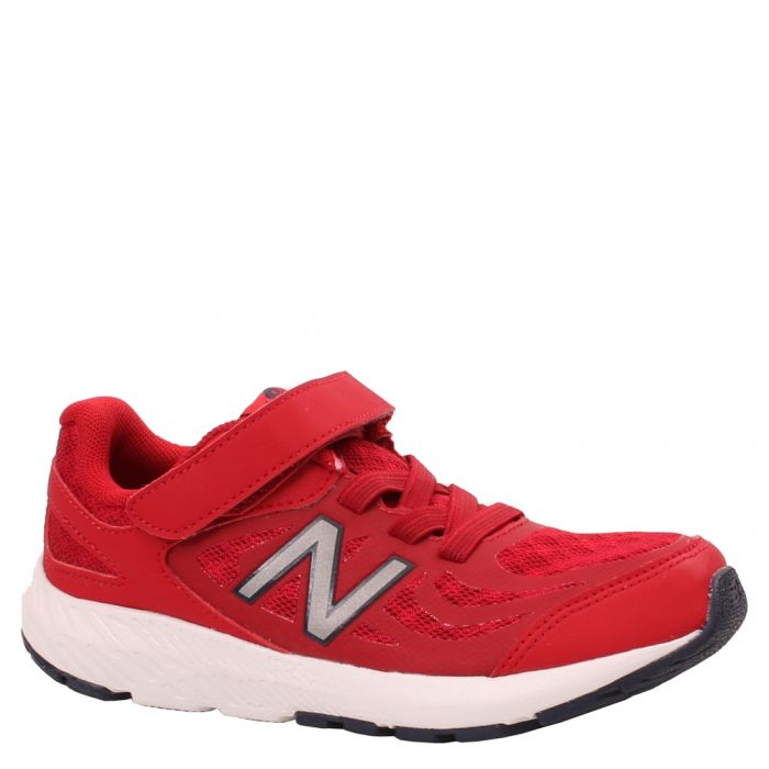b0fc984450f6 New Balance KV519RBY Red White